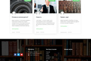 Сайт под ключ. Landing Page. Backend 347 - kwork.ru