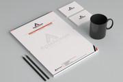 Создам фирменный стиль бланка 140 - kwork.ru
