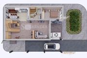 Фотореалистичная 3D визуализация экстерьера Вашего дома 223 - kwork.ru
