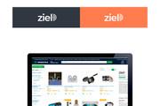 Разработка логотипа для сайта и бизнеса. Минимализм 224 - kwork.ru