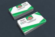 Двусторонняя визитка на Ваш вкус 7 - kwork.ru