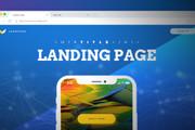 Вышлю коллекцию из 120 шаблонов Landing page 19 - kwork.ru