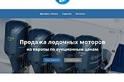 Скопировать Landing page, одностраничный сайт, посадочную страницу 199 - kwork.ru
