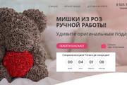 Качественная копия лендинга с установкой панели редактора 192 - kwork.ru