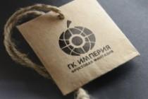 Разработка современного уникального логотипа 51 - kwork.ru