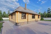 Фотореалистичная 3D визуализация экстерьера Вашего дома 290 - kwork.ru
