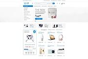 Создание проф. адаптивного интернет магазина на платном шаблоне WP 13 - kwork.ru