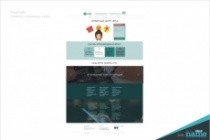 8 разделов лендинга - готовый сайт на Tilda. Быстрый запуск от 1 дня 40 - kwork.ru