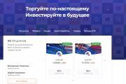 Скопировать Landing page, одностраничный сайт, посадочную страницу 141 - kwork.ru
