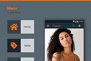 Дизайн мобильного приложения UI UX 33 - kwork.ru