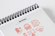 Разработка иконок 204 - kwork.ru