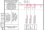 Выполню однолинейную схему электроснабжения 119 - kwork.ru