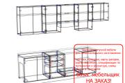 Конструкторская документация для изготовления мебели 174 - kwork.ru