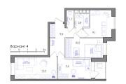 Планировка квартиры или жилого дома, перепланировка и визуализация 121 - kwork.ru