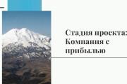 Стильный дизайн презентации 531 - kwork.ru