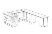 Конструкторская документация для изготовления мебели 262 - kwork.ru