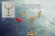 Удаление фона, обтравка, отделение фона 25 - kwork.ru