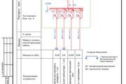 Выполню однолинейную схему электроснабжения 132 - kwork.ru