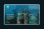 Landing page, создай свой уникальный стиль. 1 блок 38 - kwork.ru