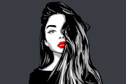 Качественный поп-арт портрет по вашей фотографии 60 - kwork.ru