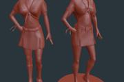 Blender l 3Д моделирование 54 - kwork.ru