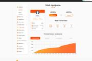 Дизайн любой страницы сайта + бонусы 115 - kwork.ru