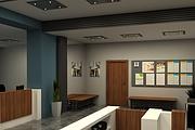Создание 3д модели помещения по 2д чертежу 24 - kwork.ru