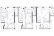 Планировка квартиры или жилого дома, перепланировка и визуализация 155 - kwork.ru