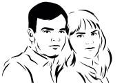 Нарисую портрет в стиле Pop Art,Comics Art, Stik Art 72 - kwork.ru