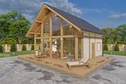 Фотореалистичная 3D визуализация экстерьера Вашего дома 216 - kwork.ru
