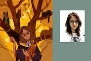 Создам ваш портрет в стиле аниме 78 - kwork.ru