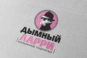 Разработаю винтажный логотип 173 - kwork.ru
