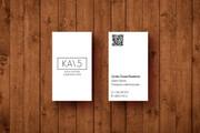 3 варианта дизайна визитки 137 - kwork.ru
