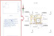 Схема планировочной организации земельного участка - спозу 65 - kwork.ru