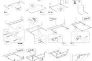 Схема, инструкция сборки мебели 50 - kwork.ru