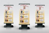 Профессиональный дизайн вашего билборда, штендера 36 - kwork.ru