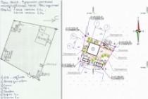 Схема планировочной организации земельного участка - спозу 79 - kwork.ru