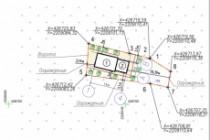 Схема планировочной организации земельного участка - спозу 78 - kwork.ru