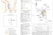 Схема планировочной организации земельного участка - спозу 77 - kwork.ru