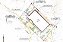 Схема планировочной организации земельного участка - спозу 73 - kwork.ru