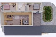 Фотореалистичная 3D визуализация экстерьера Вашего дома 222 - kwork.ru