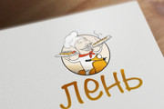 Сделаю логотип в трех вариантах 141 - kwork.ru