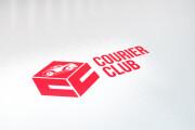 Логотип в 3 вариантах, визуализация в подарок 176 - kwork.ru