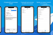 Создам мобильное приложение под iOS любой сложности 22 - kwork.ru