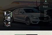 Дизайн страницы сайта в PSD 70 - kwork.ru