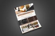 Яркий дизайн коммерческого предложения КП. Премиум дизайн 136 - kwork.ru
