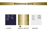 Разработка brand book 39 - kwork.ru