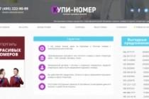Создам сайт на WordPress 18 - kwork.ru