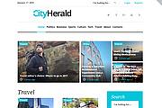 Премиум тема CityHelard для Wordpress + бонус 6 - kwork.ru