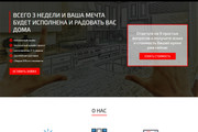 Landing Page с 0 + дизайн 236 - kwork.ru